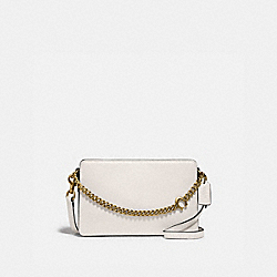 SIGNATURE CHAIN CROSSBODY - B4/CHALK - COACH 78801