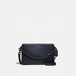 SIGNATURE CHAIN CROSSBODY - V5/MIDNIGHT NAVY - COACH 78801