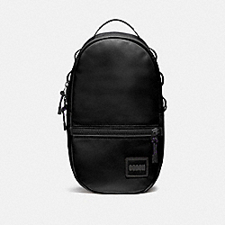 PACER BACKPACK WITH COACH PATCH - JI/BLACK - COACH 78830