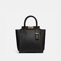 TROUPE TOTE 16 - B4/BLACK - COACH 79401