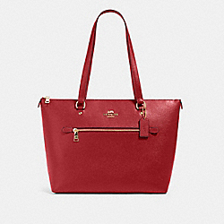 GALLERY TOTE - IM/1941 RED - COACH 79608