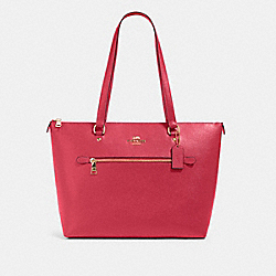 GALLERY TOTE - IM/ELECTRIC PINK - COACH 79608