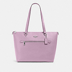GALLERY TOTE - SV/VIOLET ORCHID - COACH 79608