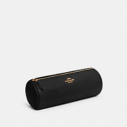 MAKEUP BRUSH HOLDER - IM/BLACK - COACH 79931
