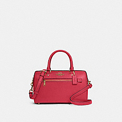 ROWAN SATCHEL - IM/ELECTRIC PINK - COACH 79946