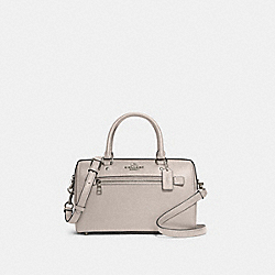ROWAN SATCHEL - SV/GREY BIRCH - COACH 79946