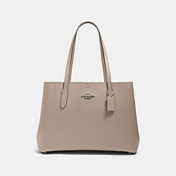LARGE AVENUE CARRYALL - SV/GREY BIRCH MIDNIGHT - COACH 79988