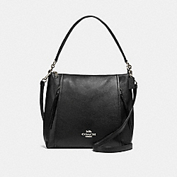 MARLON HOBO - SV/BLACK - COACH 79994