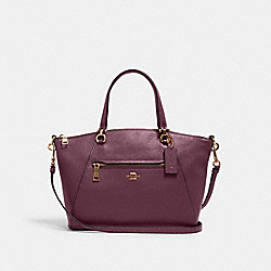 PRAIRIE SATCHEL - IM/BOYSENBERRY - COACH 79997