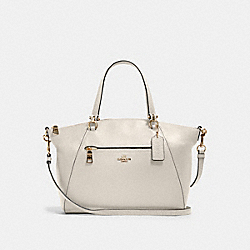 PRAIRIE SATCHEL - IM/CHALK - COACH 79997