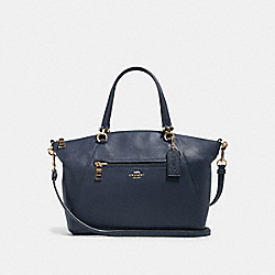 PRAIRIE SATCHEL - IM/MIDNIGHT - COACH 79997