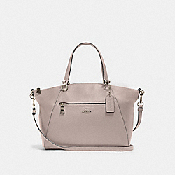 PRAIRIE SATCHEL - SV/GREY BIRCH - COACH 79997