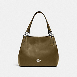 HALLIE SHOULDER BAG - QB/KELP - COACH 80268