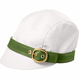 Coach Official Site - THE KAREE HAT :  woman dressy gift ideas vintage