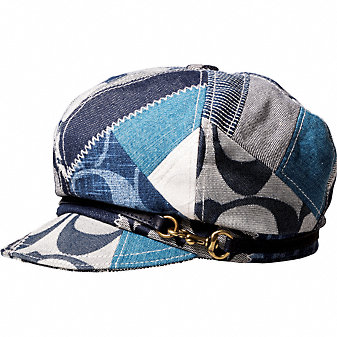 Coach Official Site - THE ELISA HAT from coach.com