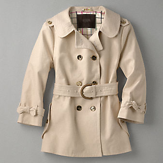 Coach Official Site - SHORT GREAT AMERICAN TRENCH