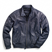 Bedford Leather Barracuda Jacket
