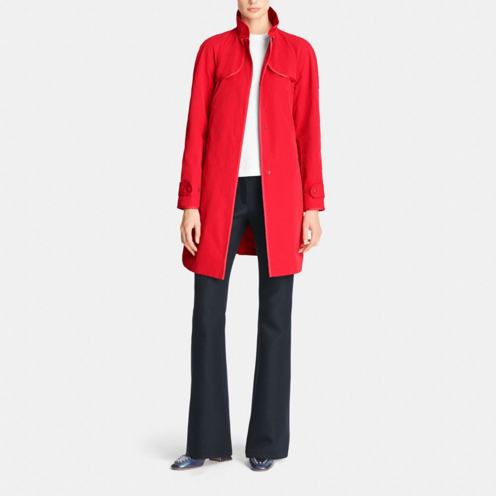 SPORTY TOPPER TRENCH - Alternate View M1