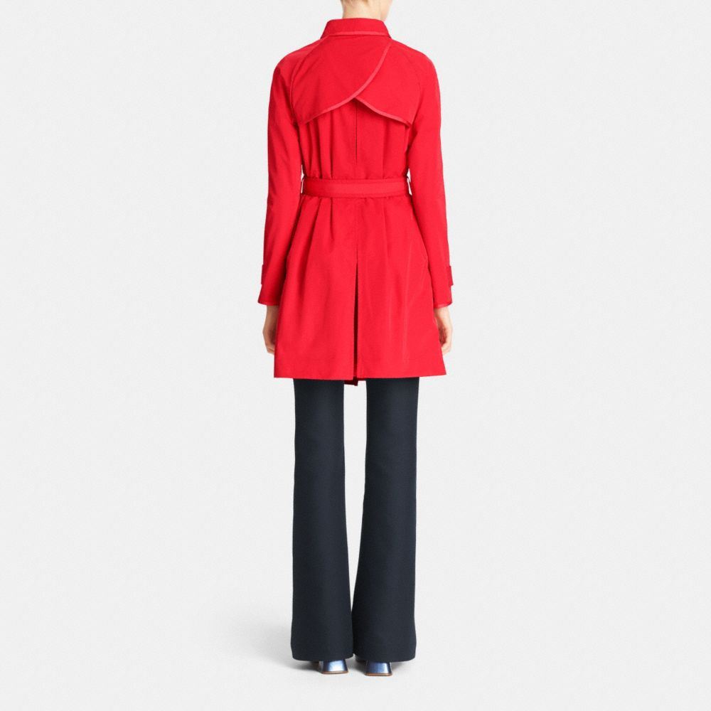 Sporty Topper Trench - Alternate View M3