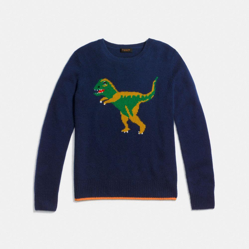 Coach Rexy Crewneck Sweater