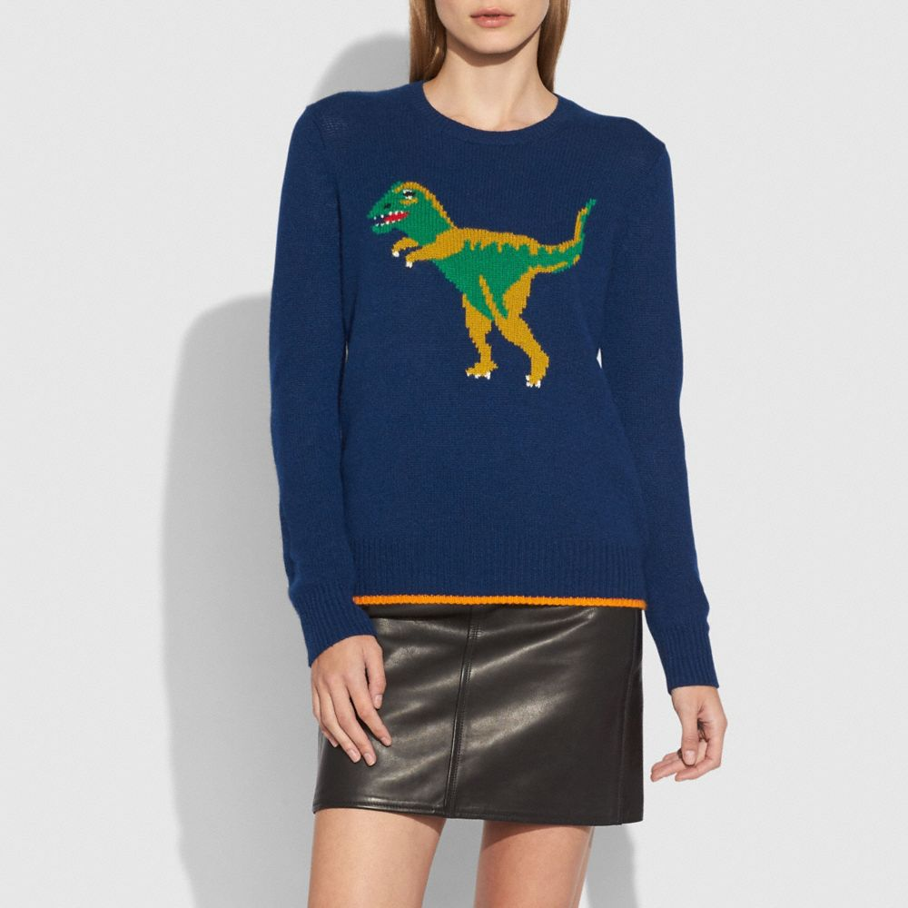 Rexy Crewneck Sweater - Alternate View A3