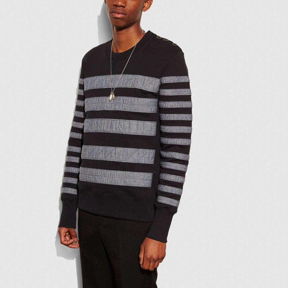 Taped Sweatshirt