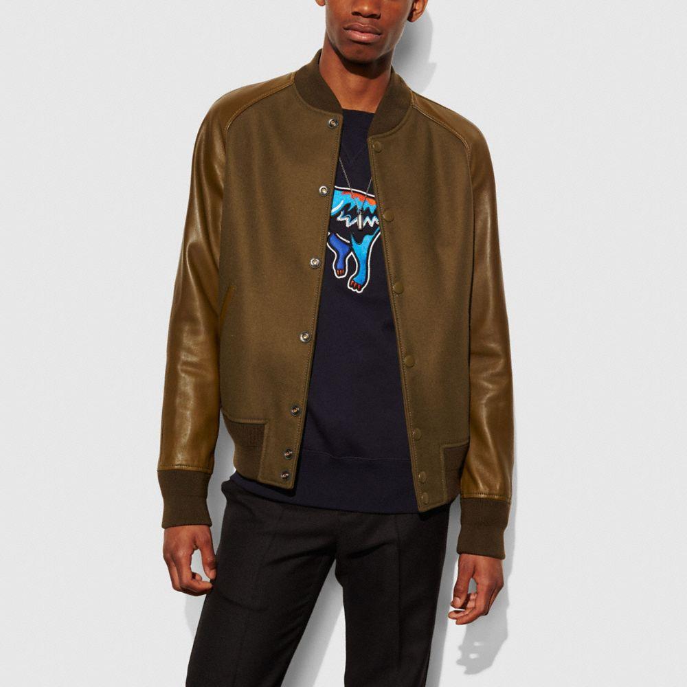 Civilian Varsity Jacket