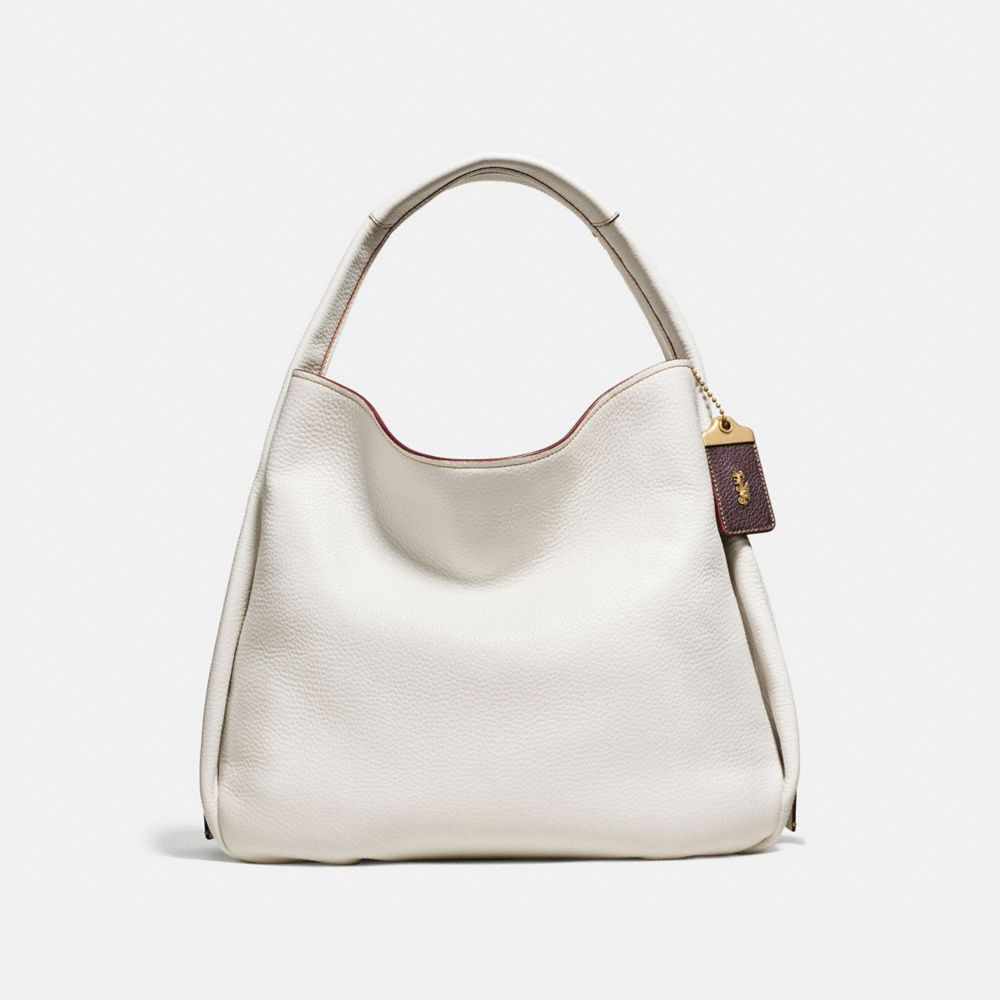 BANDIT HOBO 39 IN NATURAL PEBBLE LEATHER