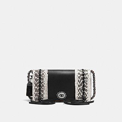 ROGUE COACH LINK皮革托特手袋