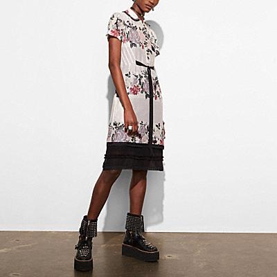 襯衫式洋裝