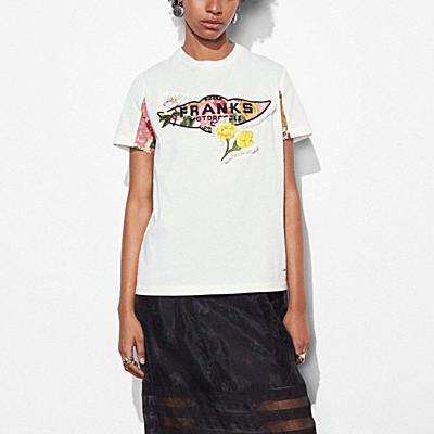 騎士風格T恤