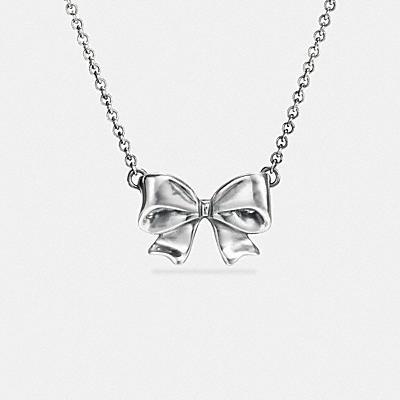 蝴蝶結項鍊
