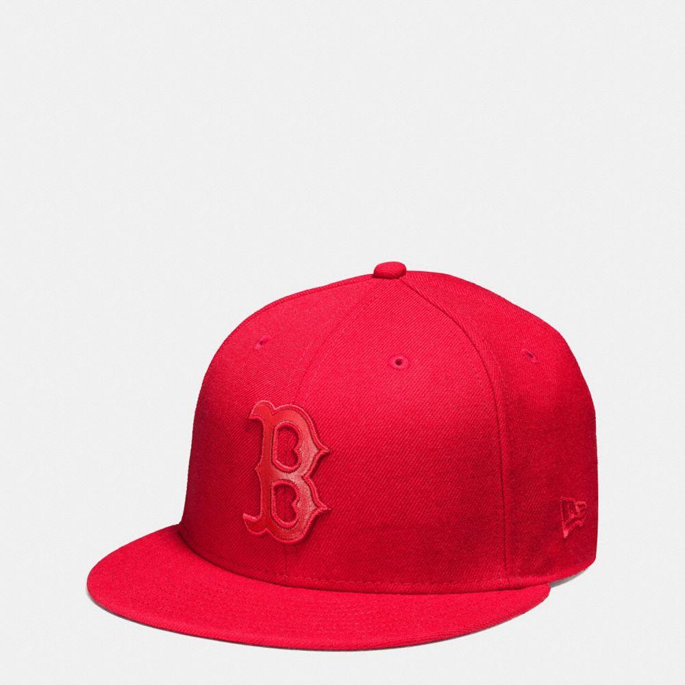 Coach New Era Mlb Flat Brim Hat