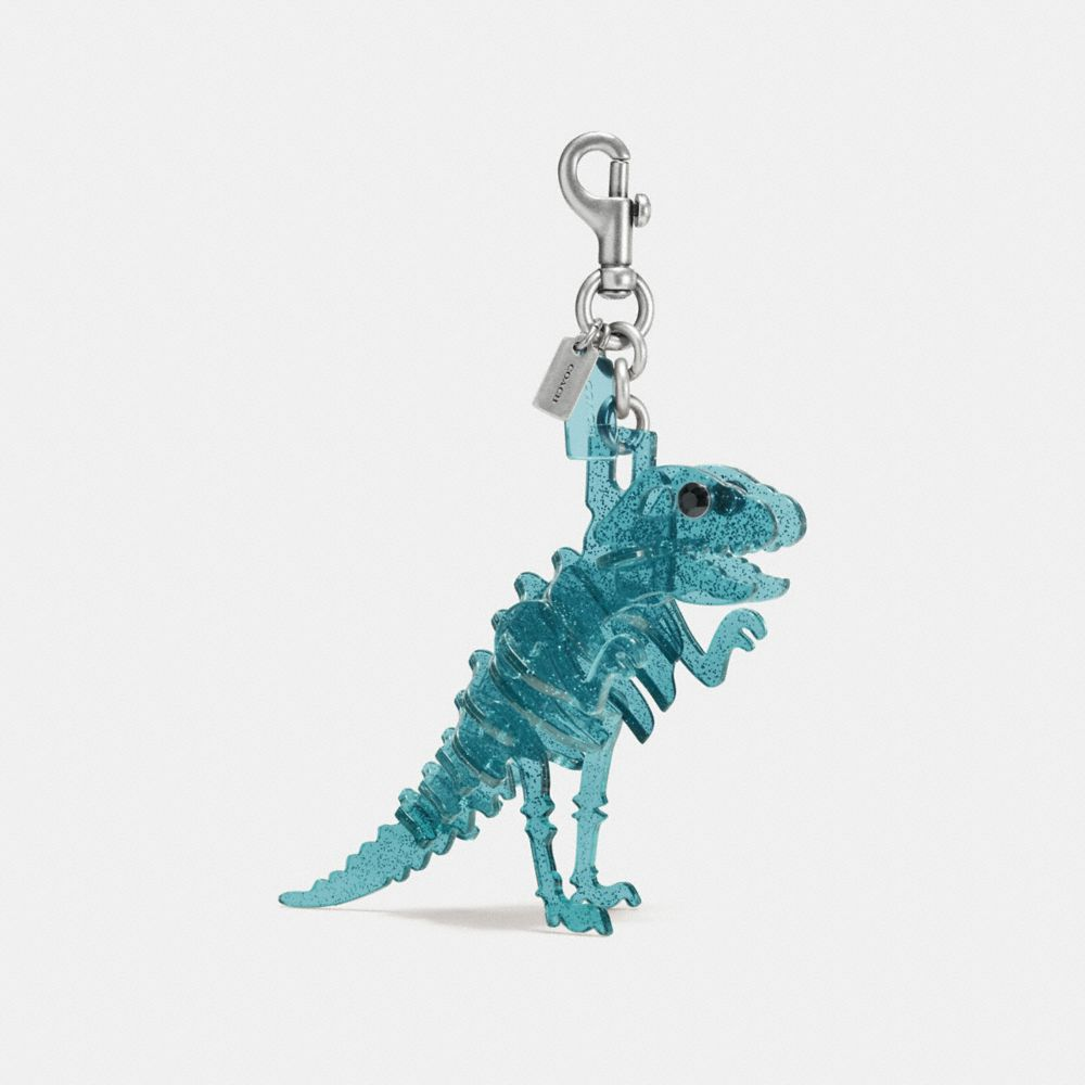 COACH LUCITE REXY BAG CHARM - WOMEN'S