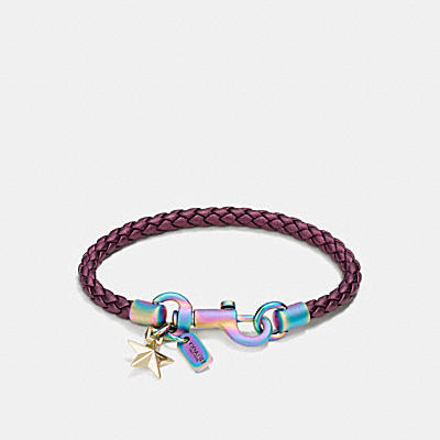 SPACE CHARMS FRIENDSHIP BRACELET