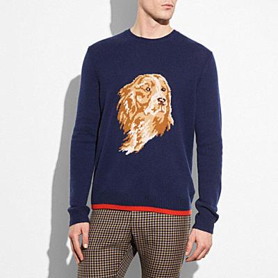 DOG針織毛衣