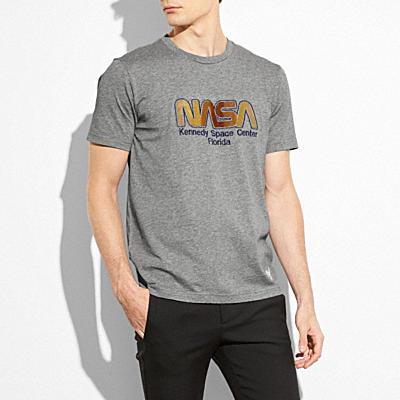 SPACE圖案中性T恤