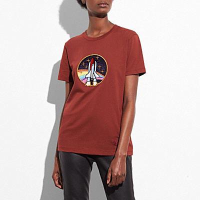 ROCKET SHUTTLE T恤