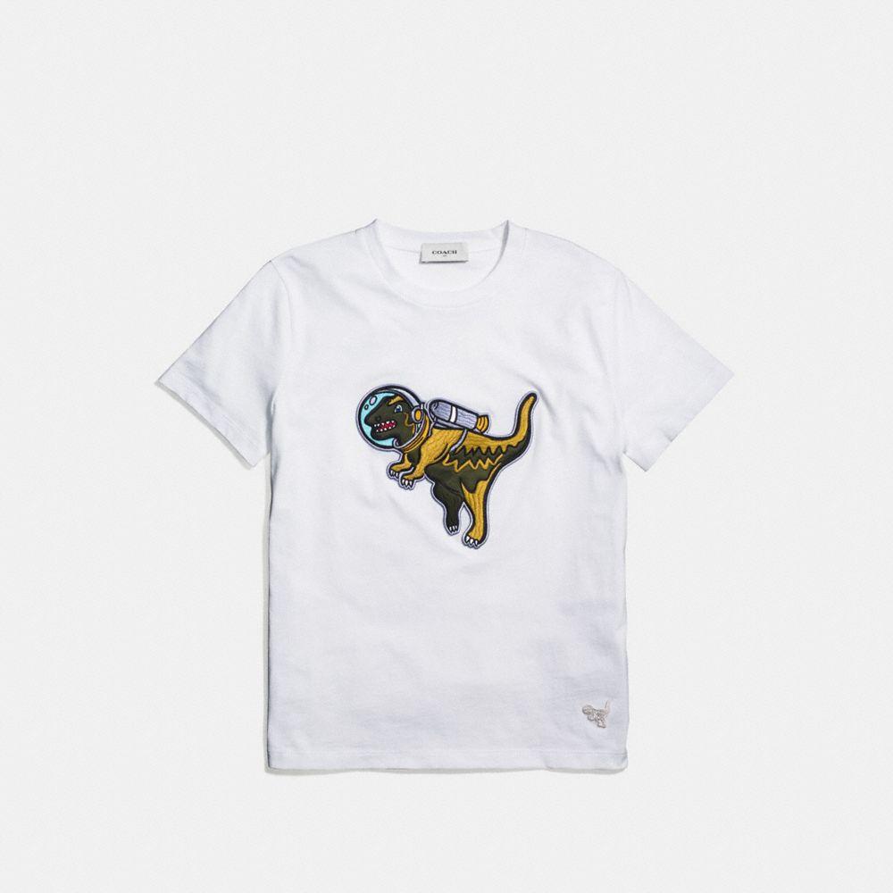 Coach Space Rexy T-Shirt Alternate View 1