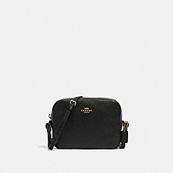 MINI CAMERA BAG - IM/BLACK - COACH 87734