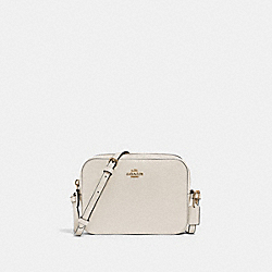 MINI CAMERA BAG - IM/CHALK - COACH 87734