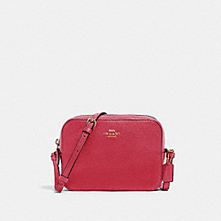 MINI CAMERA BAG - IM/ELECTRIC PINK - COACH 87734