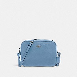 MINI CAMERA BAG - SV/SLATE - COACH 87734