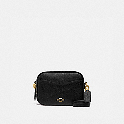 CAMERA BAG 16 - GD/BLACK - COACH 88210