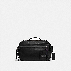 PACER TOP HANDLE CROSSBODY WITH COACH PATCH - JI/BLACK - COACH 88308