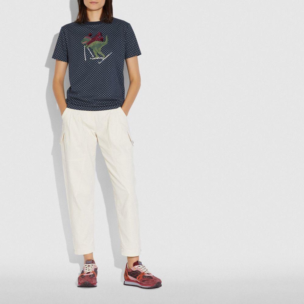 렉시 도트 티셔츠