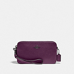 KIRA CROSSBODY - V5/BOYSENBERRY - COACH 88484