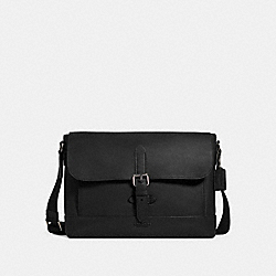 HUDSON MESSENGER - QB/BLACK - COACH 88892