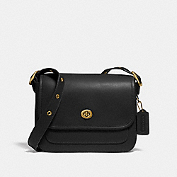 RAMBLER CROSSBODY - B4/BLACK - COACH 89127