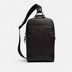 GRAHAM PACK - QB/BLACK - COACH 89934